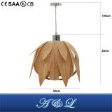 a&L künstlerische Bambuslampe für Esszimmer