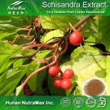 Natrual 100% Schisandra Berry Extract 2%-9% Schisandrins Used для здравоохранения