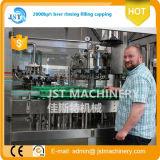 Machine de remplissage automatique de bière à bouteille en verre automatique