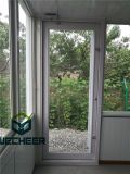 建設作業員の寮または日光ガラスの家のための容器の家