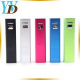 Regalo personalizado mayorista cargador USB potencia móvil Banco (YWD-PB3).