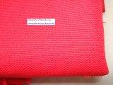 Highquality Bagsのためのポリエステル900d*900d/Skin PU (Waterproof)