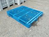 1200X1000 de Blauwe Plastic Pallet van het open Dek