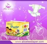 Hautes couches-culottes de bébé d'absorption (LEEA1)