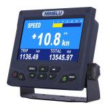 Registro de velocidade do Doppler de um único eixo com aprovação CCS