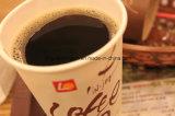 PE Met een laag bedekt Document voor de Kop van de Koffie Lotteria