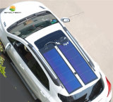 Haltbare, wasserdichte 33W 16V flexible Solarlaminate (PVL-33)