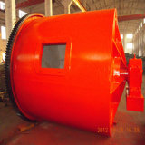 Price basso Batch Type Ball Mill con Ceramic Liner