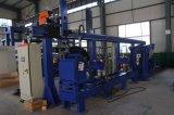 Macchina circolare automatica della saldatura continua per il tubo del tubo del cilindro del serbatoio