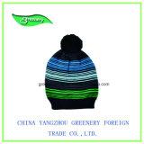 Sombrero multicolor promocional del invierno del diseño normal 2017