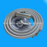 tubo de cobre aislado 9000BTU del acondicionador de aire con los accesorios