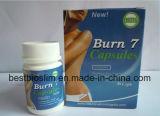 Pillole di dimagramento di dieta di perdita di peso della capsula dell'ustione 7 caldi