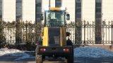 Аттестованный Ce тавра Eougem артикулировал Zl16f затяжелитель колеса начала 1.6 тонн сделанный в Китае