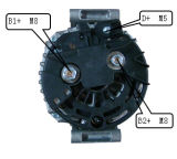 12V 120A Alternator voor Bosch Mercedes Benz Lester 12383 0124515114