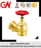 消火ホースの給水栓のための高品質の着陸弁