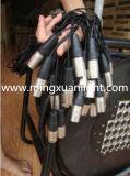 純粋な銅のオーディオ信号ケーブル、XLRの段階のヘビケーブル巻き枠ボックス