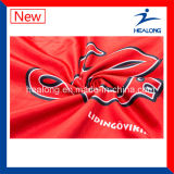 Healongの新しいデザインはギヤ昇華人のアイスホッケーのソックスを遊ばす