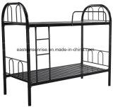 기숙사 가구 학생 강철 프레임 2단 침대