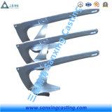 Anker van uitstekende kwaliteit van de Boot van de Stijl van het Roestvrij staal het Delta