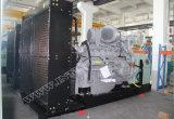 Ce/Soncap/CIQ/ISOの証明の1200kw/1500kVA Yuchaiの無声ディーゼル発電機