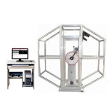Máquina 300j de la prueba de impacto del laboratorio de la máquina de prueba de impacto de Charpy