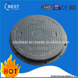D400 En124 SMC Circular Watertight Manhole Cover