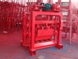 Qtj4-40 Concrete het Maken van de Baksteen Machines/Apparatuur voor Kleine Onderneming thuis/de Kleine Machines van de Productie
