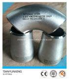 Encaixes de tubulação sanitária sem emenda do aço inoxidável de produto comestível de ASTM