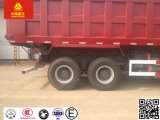 HOWO 6X4 371hp camions à benne basculante 18cbm 30-35ton camion-benne