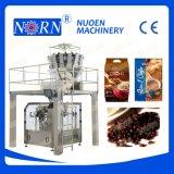 Máquina de empacotamento de medida do sólido da partícula (com escalas) para o café
