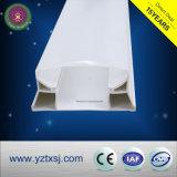 Cubierta partida del tubo de la venta caliente LED con alta calidad