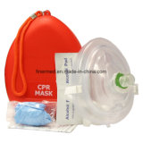 Маска CPR карманн спасения скорой помощи непредвиденный