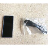 La banda UHF RFID Handheld lector Bluetooth Android etiqueta RFID Reader con luz LED
