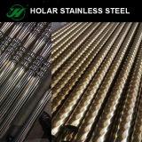 304 tubi materiali standard & tubi dell'acciaio inossidabile