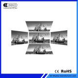 P6.4mm 이음새가 없는 접합 풀 컬러 옥외 전시 화면
