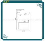 Colpetto di acqua d'ottone sanitario del foro di alto aumento singolo per la stanza da bagno
