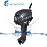 Calon 바다 9.8HP 제조자 공장 판매 능률적인 내구재 169cc 7.2kw 배 엔진 2 치기 선외 발동기