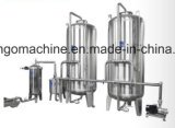 Automatisch China verpakte de Gebottelde het Vullen van de Was van het Water het Afdekken Machine van de Verpakking