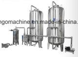Автоматическая Китая пакетных питьевой пластиковую бутылку воды розлива наполнения завод