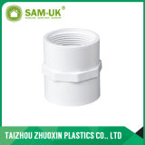 Couplage An01 de PVC du blanc 1-1/2 de la bonne qualité Sch40 ASTM D2466