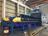 Resíduos de serviço pesado preço de fábrica máquina de corte de chapa de aço