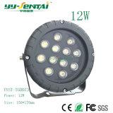 IP66 12W LED im Freien wasserdichtes Flutlicht für /Architectural das Beleuchten/Garten-Beleuchtung