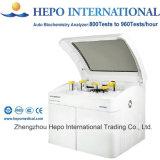Analyseur automatique à grande vitesse de biochimie de grande capacité de HP-Chem800yc