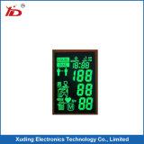 Visualización del LCD del gráfico del Va-Tn del módulo del LCD