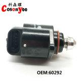 Válvula do Motor de Passo, ocioso, Motor de OEM: 60292