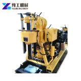El uso de agua y la exploración geológica carretilla Barrenadora tipo montado en la máquina