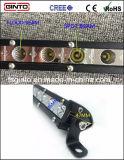 3W 크리 사람 최고 호리호리한 차 LED 표시등 막대 단 하나 줄 4X4 Offroad LED 표시등 막대