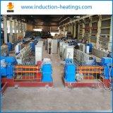 Línea de producción de hormigón automática Máquina de calentamiento por inducción