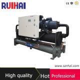 Capacité de refroidissement d'UL Cetificate 805kw/200ton pour le réfrigérateur refroidi à l'eau d'inducteur industriel