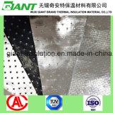 Des coups de poing Radiant barrière de vapeur du tissu